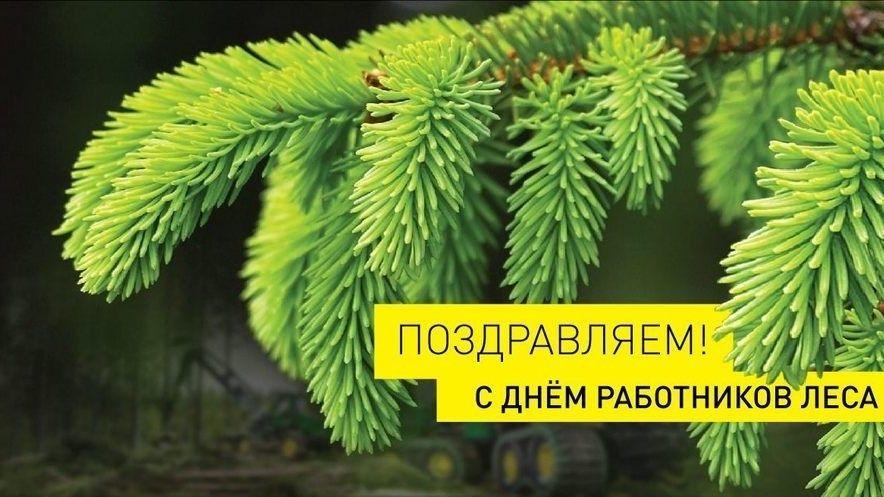 Минприроды Крыма поздравляет работников лесного хозяйства и ветеранов отрасли с профессиональным праздником – Днем работников леса