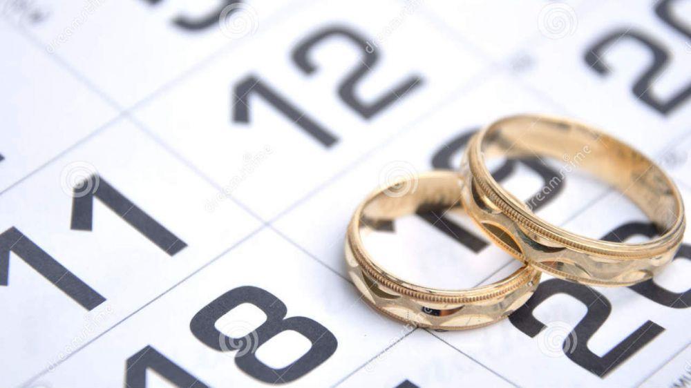 Завтра в Республике Крым ожидается большое количество свадеб