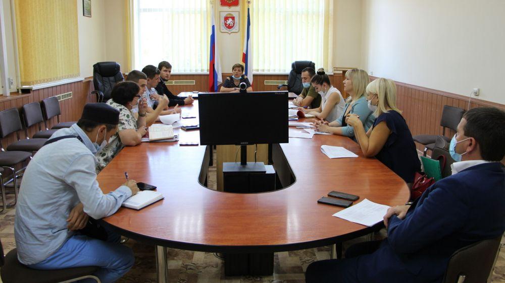 Под председательством Елены Орловой прошло заседание Совета по вопросам межнациональных отношений