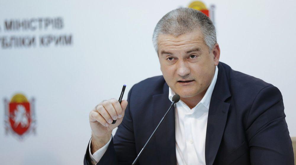 Аксёнов назвал репортаж американцев о Крыме подстрекательством