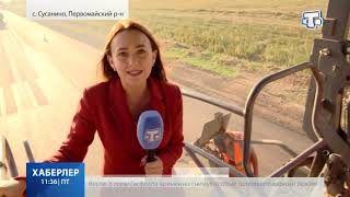 На 70% готова автомобильная дорога Северное -Войково в Первомайском районе