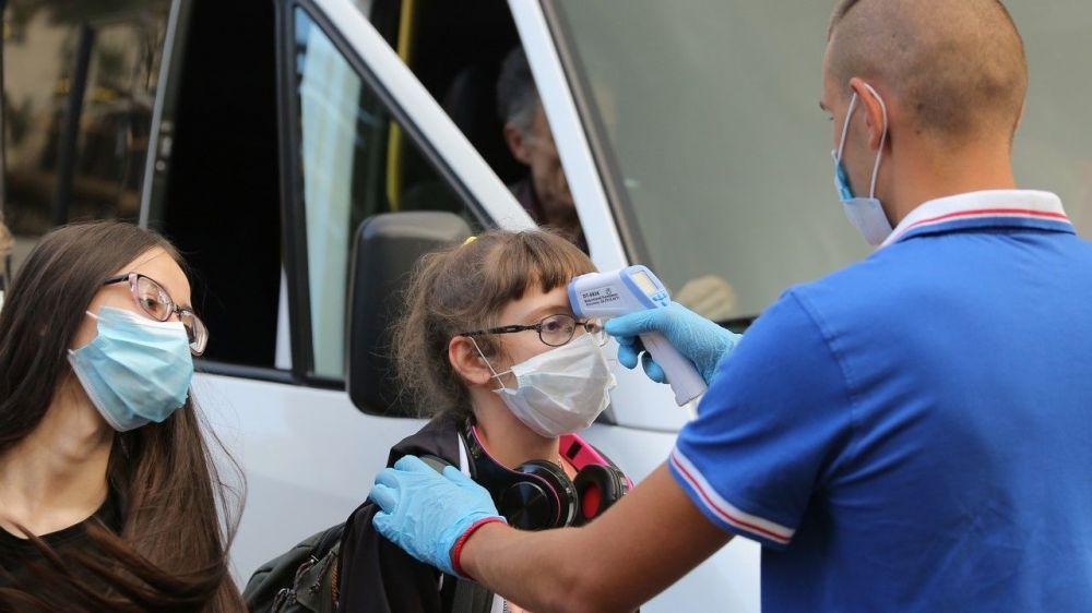 В Крыму трое сотрудников «Артека» заболели коронавирусом