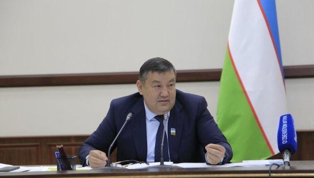 Спустя два месяца борьбы с COVID скончался вице-премьер Узбекистана