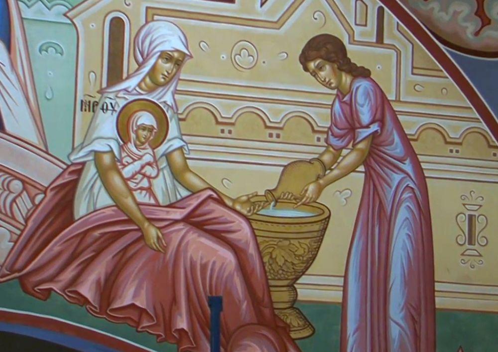 21 сентября – Сегодня Рождество Пресвятой Богородицы. Оспожинки