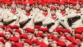 Герои России наградили юнармейцев Крыма