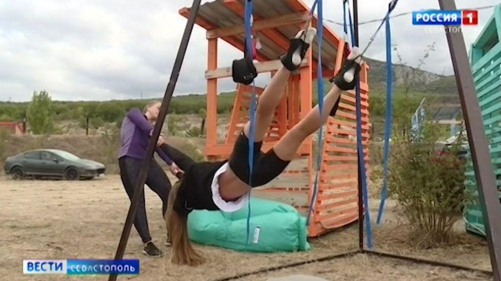 В Севастополе прошел фестиваль экстремальных видов спорта