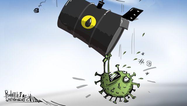 В ожидании второй волны: цена на нефть ускорила падение