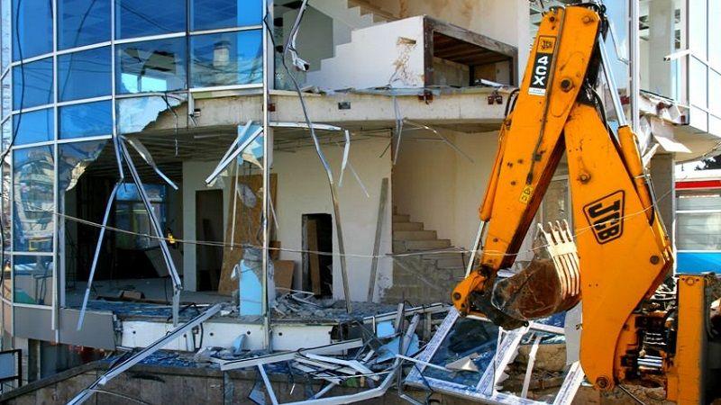 В Крыму около двух тысяч объектов считаются самовольными постройками