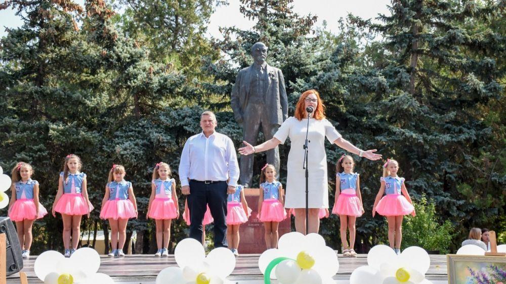 Благотворительная акция «Белый цветок» прошла в Евпатории