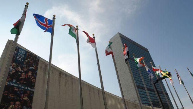 В Крыму подготовили жалобу на Украину в ООН из-за водной блокады