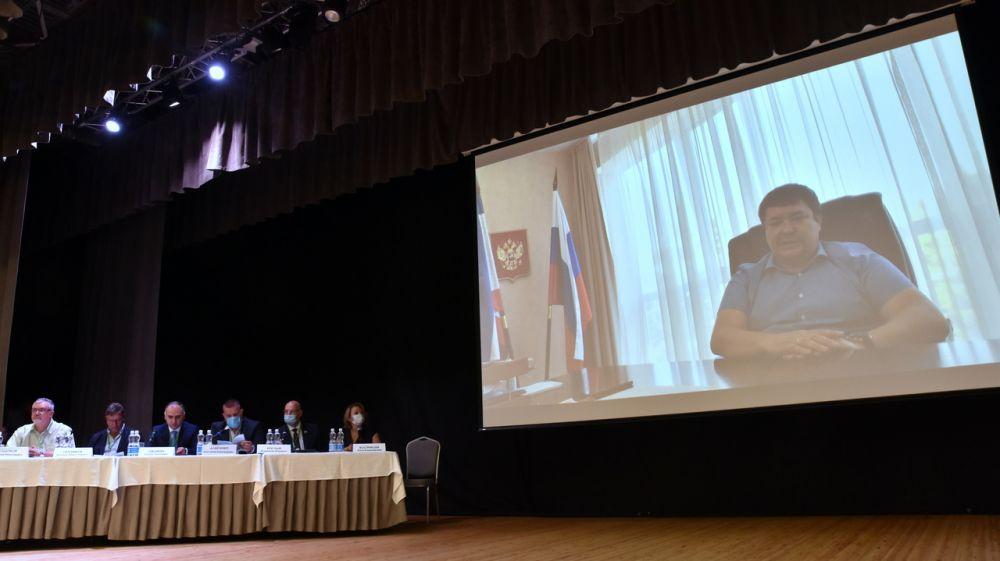 В Крыму завершился Всероссийский онкологический конгресс «Крымский прибой»