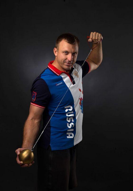 Алексей Сокирский выиграл бронзовую медаль всероссийских соревнований по метаниям