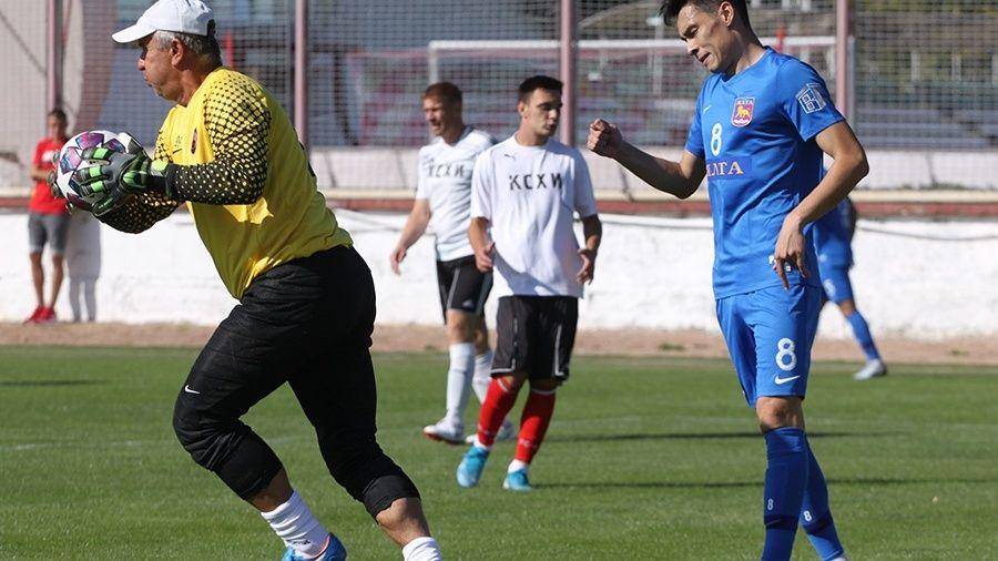 Определились финалисты Кубка Крыма по футболу среди любительских команд