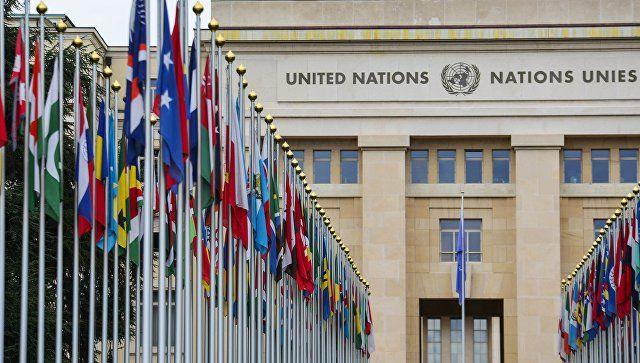 Крымчанина прервали в ООН после слов о принадлежности полуострова