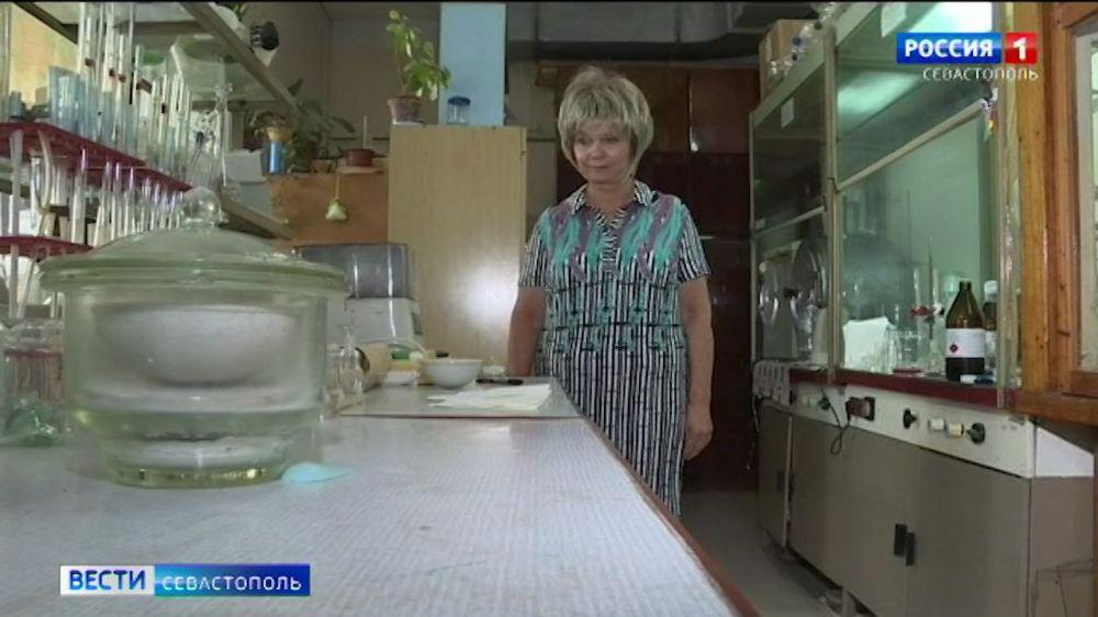 Севастопольские гидробиологи ищут способы очистить Черное море от нефти