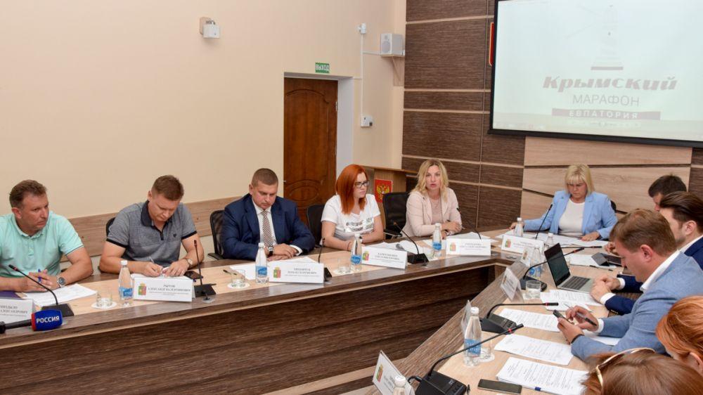 В Крыму обсудили подготовку к проведению Всероссийского открытого крымского марафона