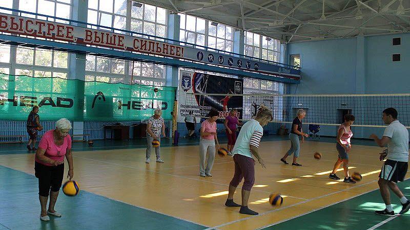 «Доброволец» перезагрузил проект для балаклавцев «Спорт без ограничений»