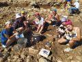 Завершилась первая смена проекта «Волонтеры наследия. Херсонес 2020»