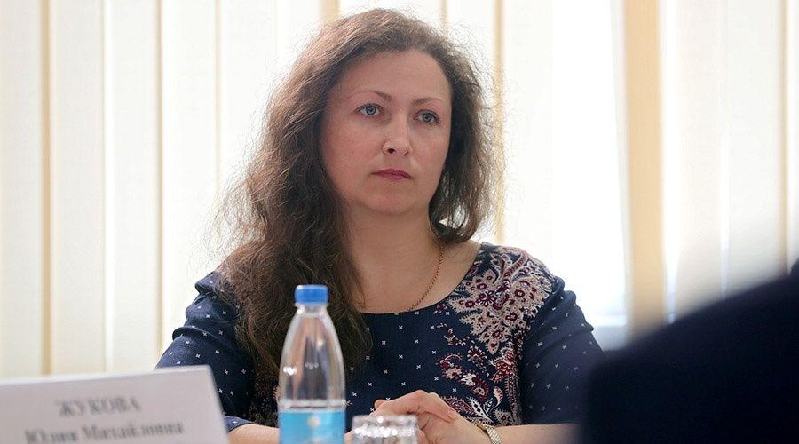 Аксёнов официально уволил Жукову с должности вице-премьера