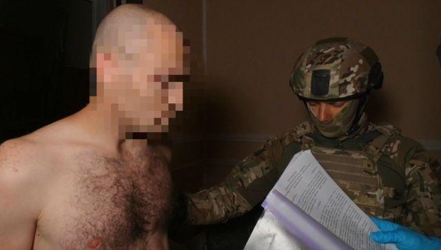 Как ФСБ задерживала украинских экстремистов в Крыму - видео
