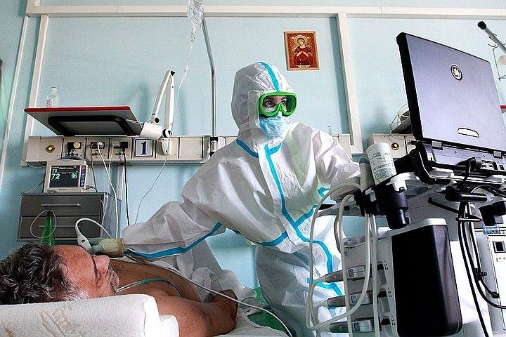 Коронавирус в Крыму, последние новости на 23 сентября: за сутки COVID-19 заразился 83 человек