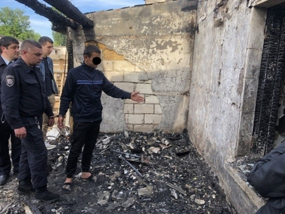 Жителя Симферопольского района осудили за убийство и сожжение сторожа оптовой базы