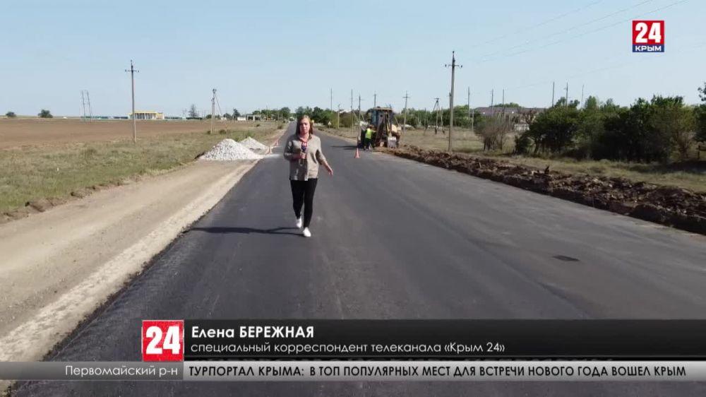 К декабрю большинство масштабных проектов в Первомайском районе завершат