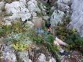 Спасатели эвакуировали с горы Чатыр-Даг травмированную туристку