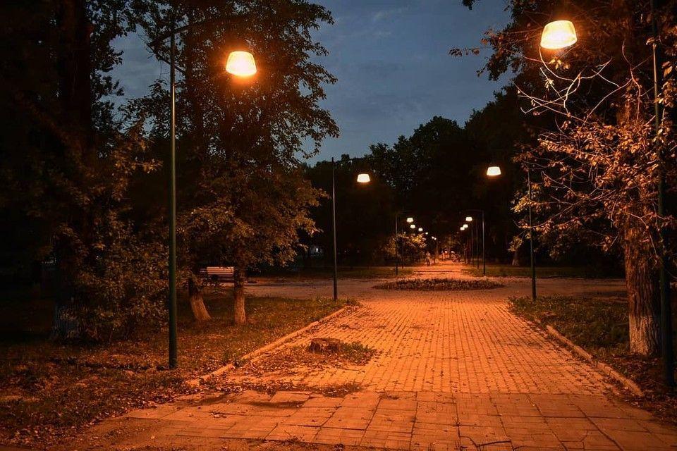 В Евпатории реконструируют Детский Мойнакский парк