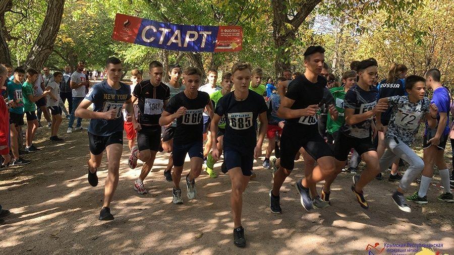 В субботу в Симферополе пройдут соревнования по легкоатлетическому кроссу