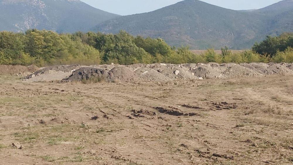 Ущерб от незаконной свалки под Севастополем составил 20 миллионов рублей