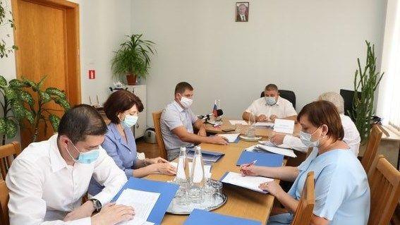 Ольга Мусияченко приняла участие в заседании Комитета Государственного Совета Республики Крым по культуре и вопросам охраны культурного наследия