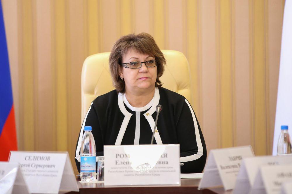 Вице-премьера Крыма госпитализировали в Москву в состоянии комы