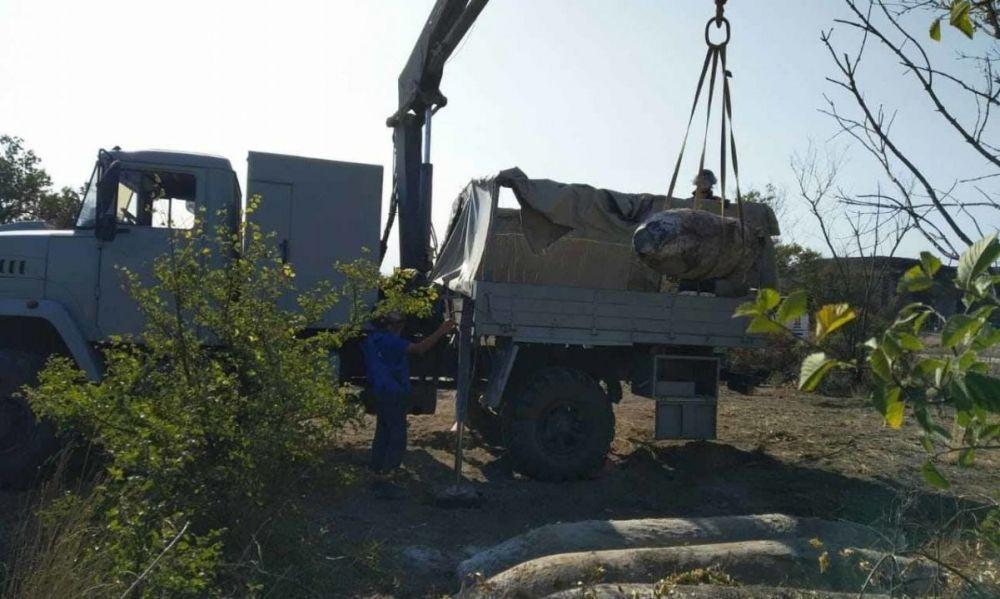 В Керчи обнаружили более восьми тонн боеприпасов за сутки