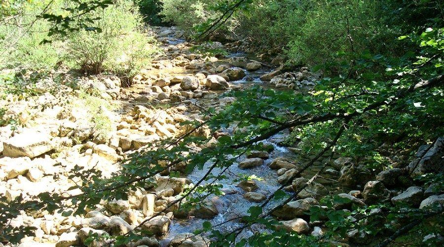 Севастополь будет искать альтернативу воде из реки Коккозка