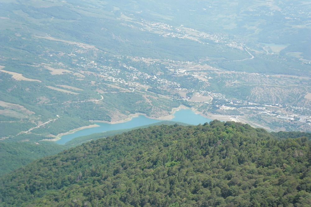 Водохранилище в Алуште проверили на сброс стоков