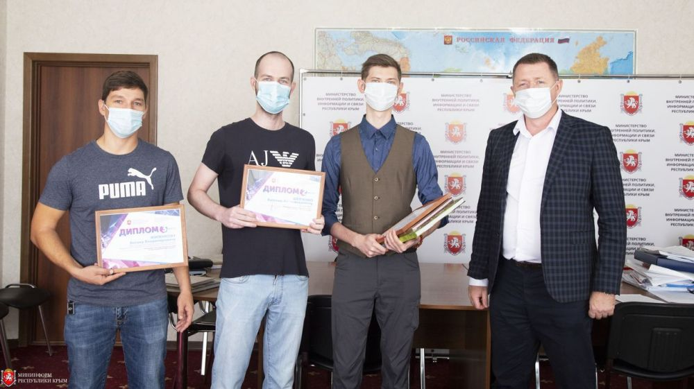 Михаил Афанасьев наградил победителей регионального этапа Всероссийского конкурса профмастерства
