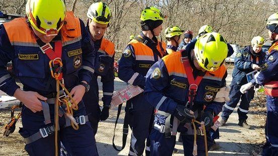Сергей Шахов: Сегодня аварийно-спасательной службе «КРЫМ-СПАС» исполнилось шесть лет со дня образования!
