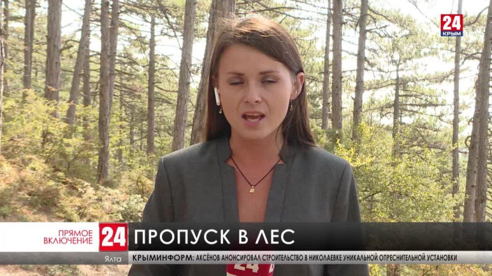 За полгода в Крыму завели более трехсот административных дел за нарушение границ заповедников