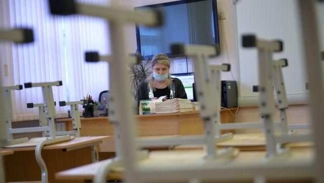 В Феодосии закрыли школу из-заCOVID-положительного ученика
