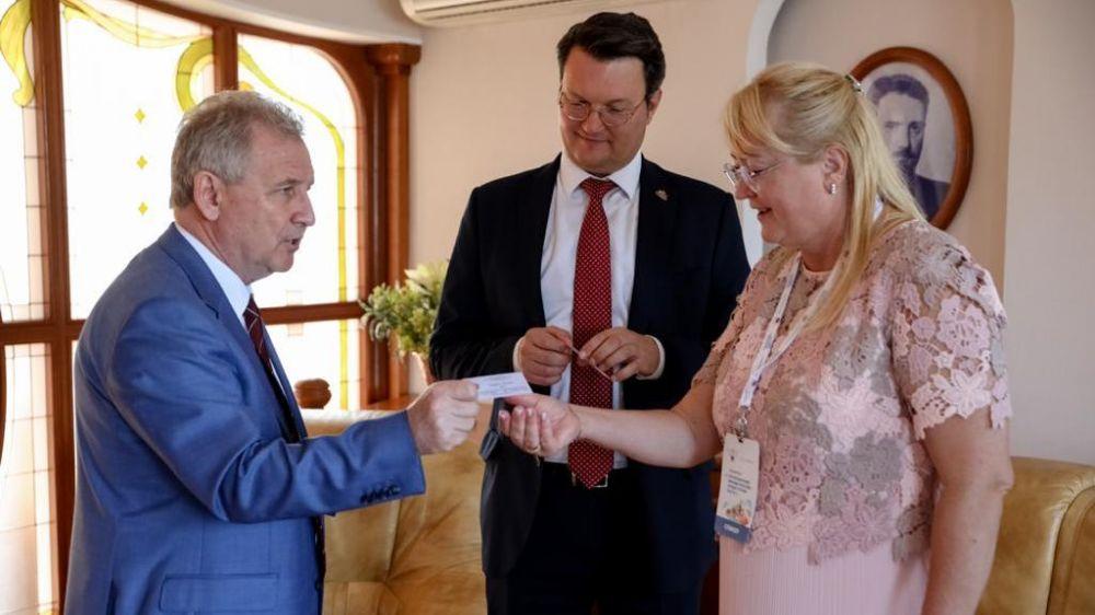 Количество заявок на брендирование и получение товарных знаков в Крыму увеличивается с каждым годом – Ирина Кивико