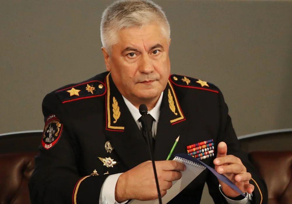 В Севастополь прибыл министр внутренних дел Владимир Колокольцев