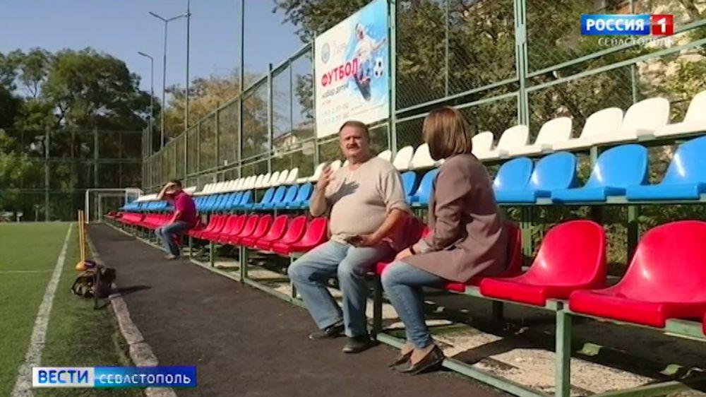 Фильм об Эдуарде Стрельцове вышел на экраны кинотеатров Севастополя