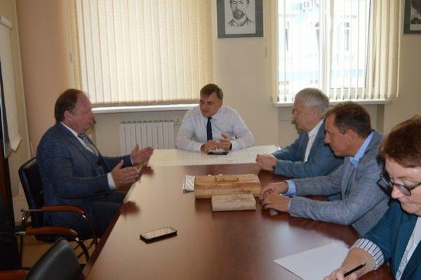 Алексей Черняк: Калининград и Крым разрабатывают совместные проекты в сфере туризма