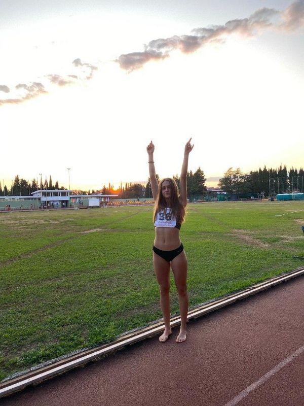 Крымская спортсменка установила шесть личных рекордов на чемпионате России