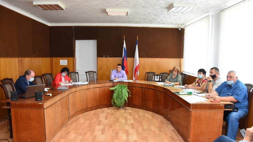 В Красноперекопском городском совете состоялась 28-ая очередная сессия