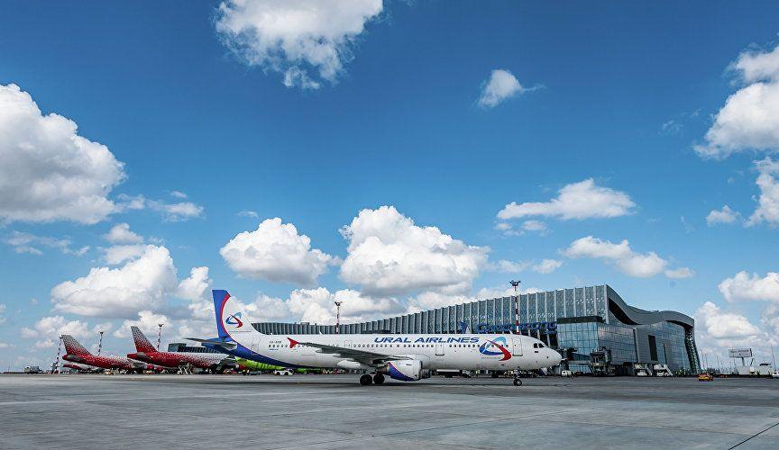 Новый сервис: как авиаузел в Симферополе связали с аэропортами по всему миру