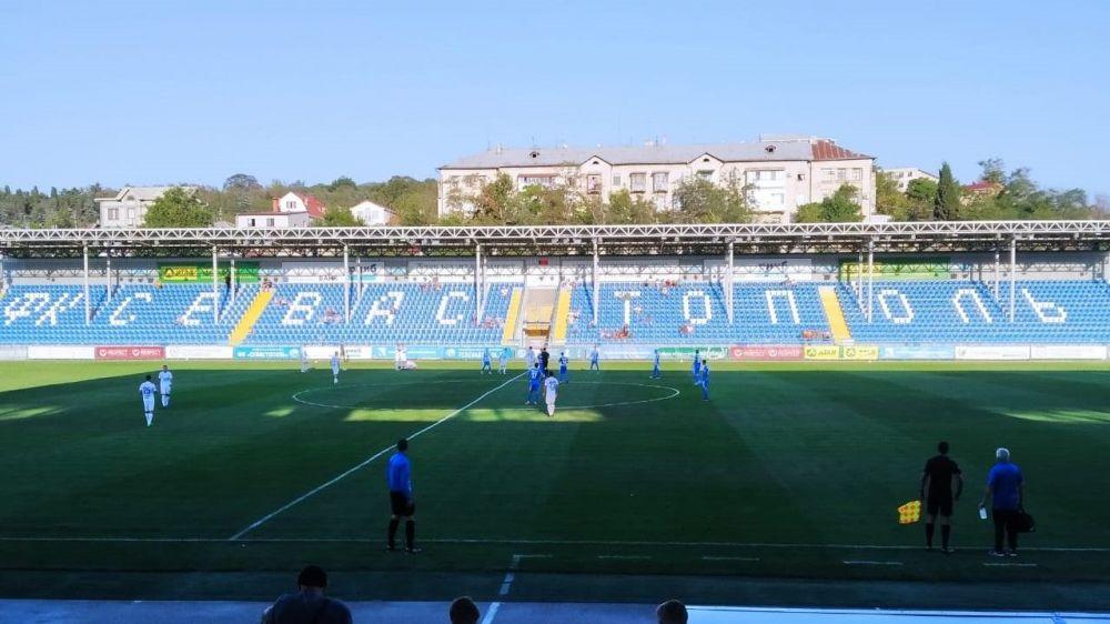 Новый сезон чемпионата Премьер-лиги КФС открыт победой команды Севастополя