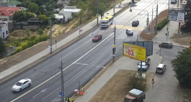 Еще один светофор будет обеспечивать безопасность дорожного движения в Севастополе