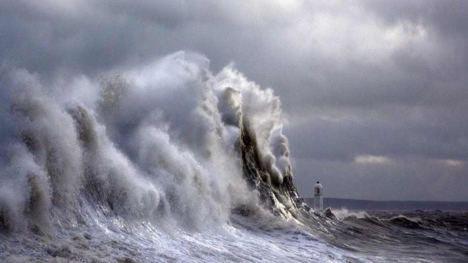 В Севастополе ожидается штормовой ветер